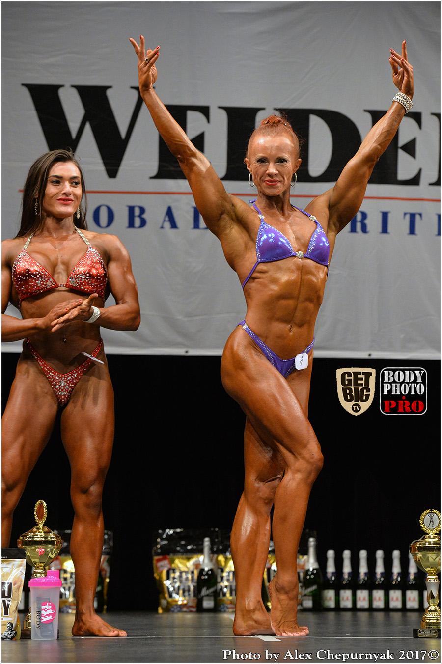 Приятно, что Елена Шпортун вернулась в большой спорт!