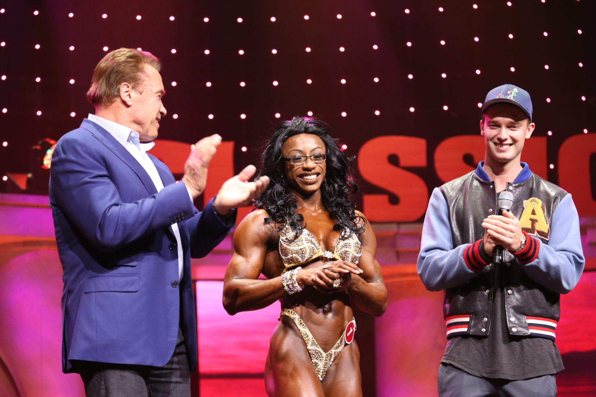 Shanique Grant Wins Women's Physique International Crown