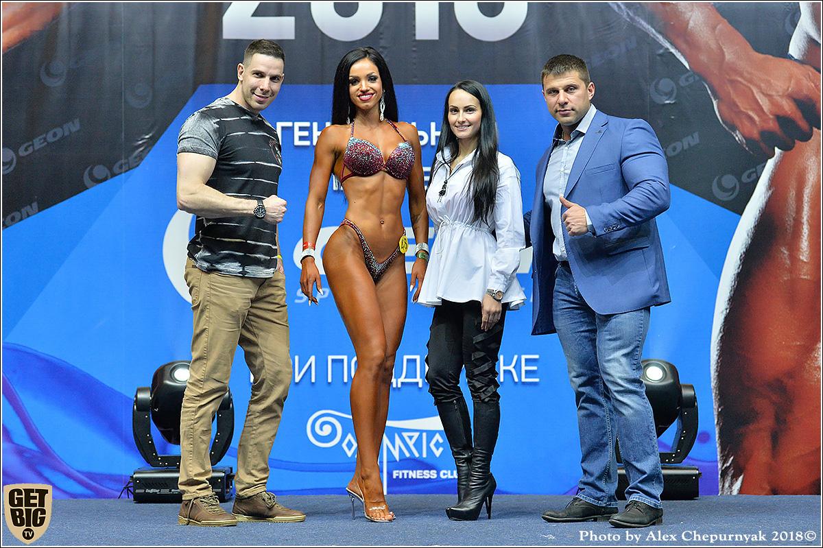 Dudushkin Fitness Family 2018