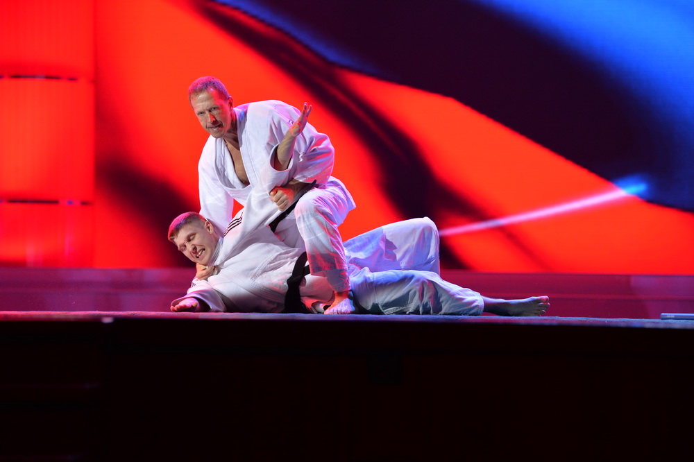 В Москве состоялась XII Национальная премия «Золотой пояс»