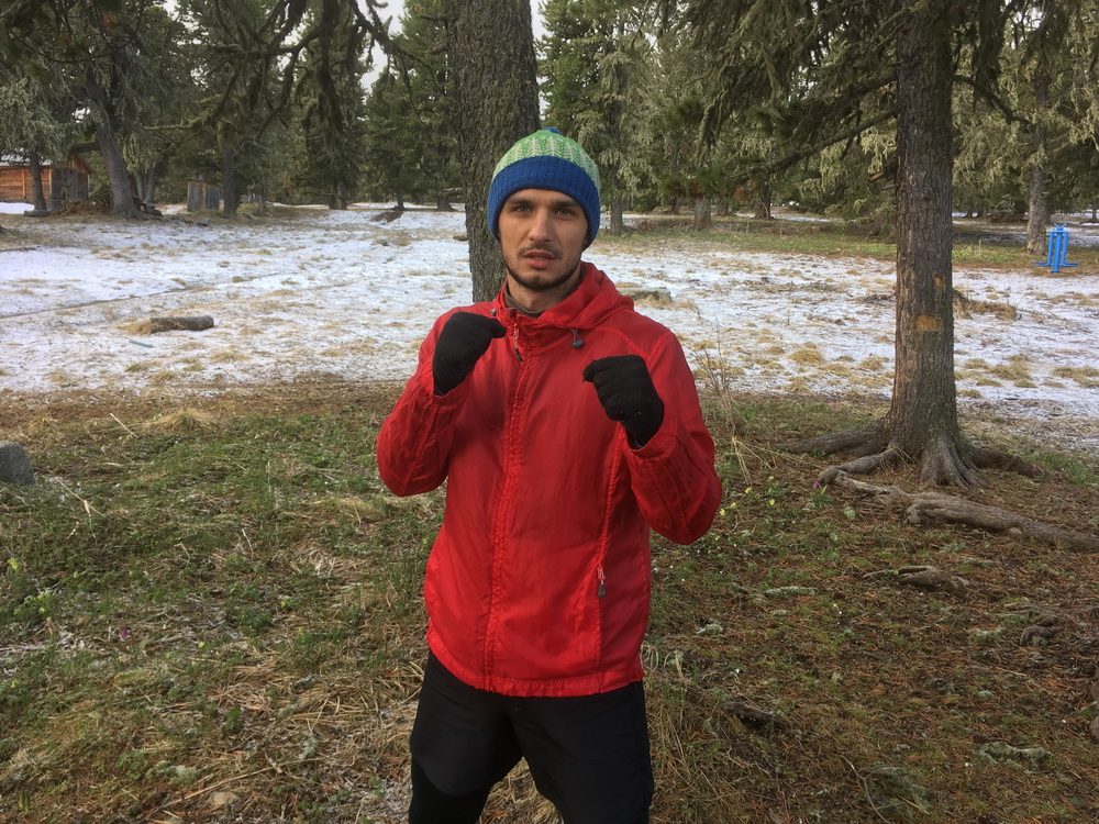 Виктор Беляев - участник WFKO Grand-Prix Kyokushinkai / Bulgaria -2018