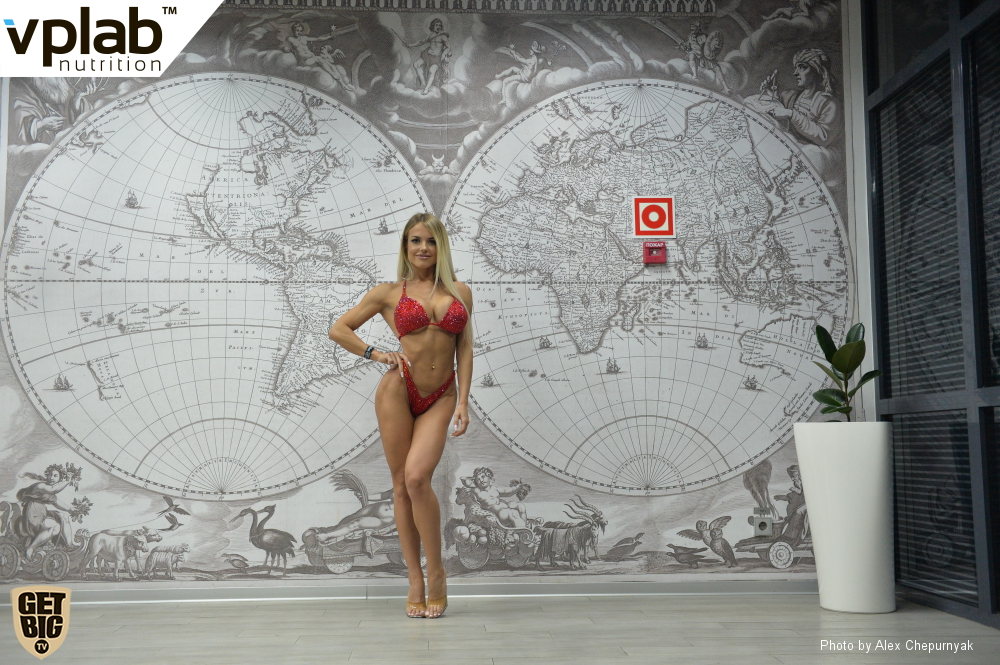 Регламент и список участников IFBB Grand-prix of Russia - 2018