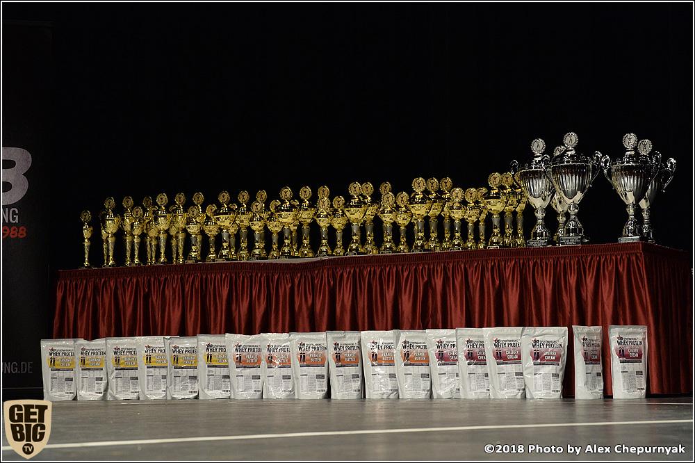Бодибилдинг в Германии: GROSSER PREIS VON HESSEN - 2018