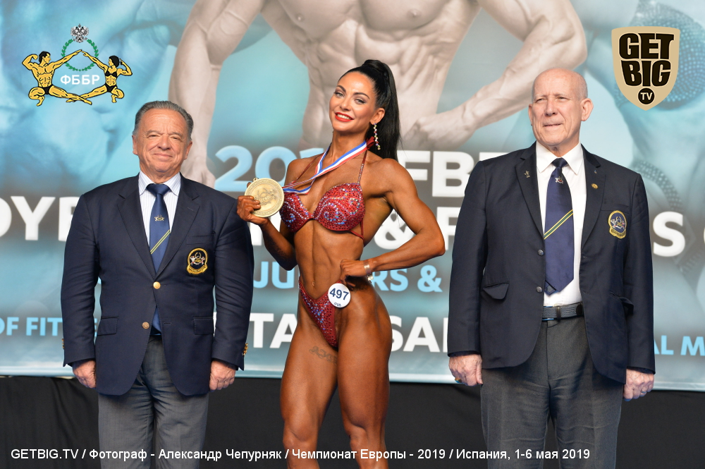 Юлия Казаковцева - 1 место, Women