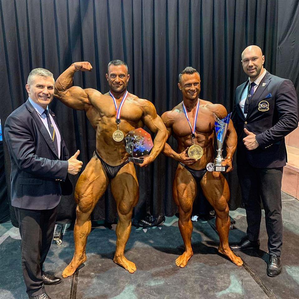 Алексей Кузнецов и Владимир Беляев - чемпионы Европы!