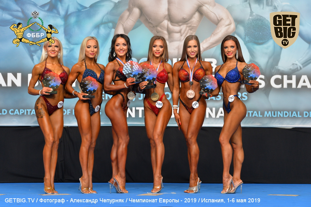 Ирина Пименова - 1 место, Junior Women
