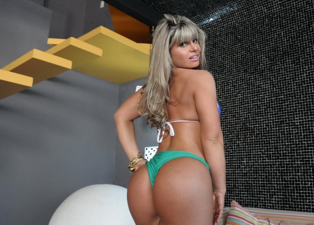 Carine Felizardo - Miss Bumbum - 2012