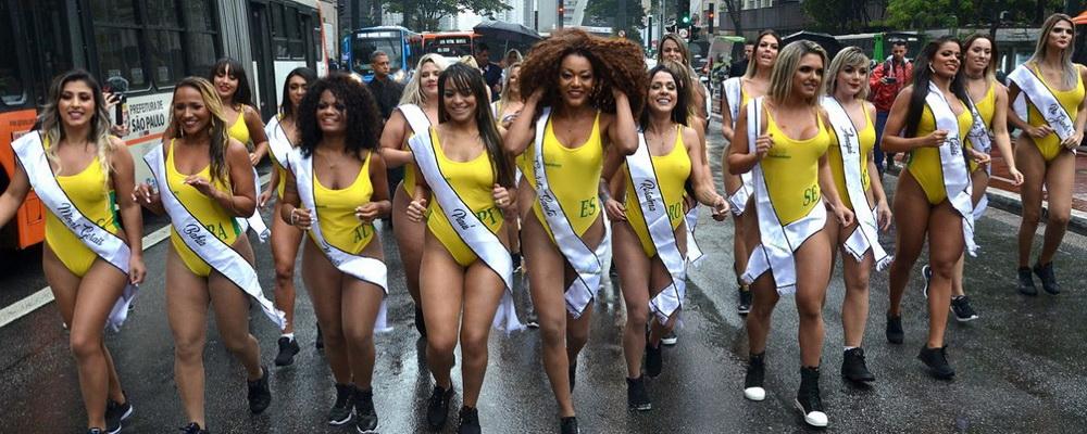 Miss Bumbum - лучшие попы Бразилии
