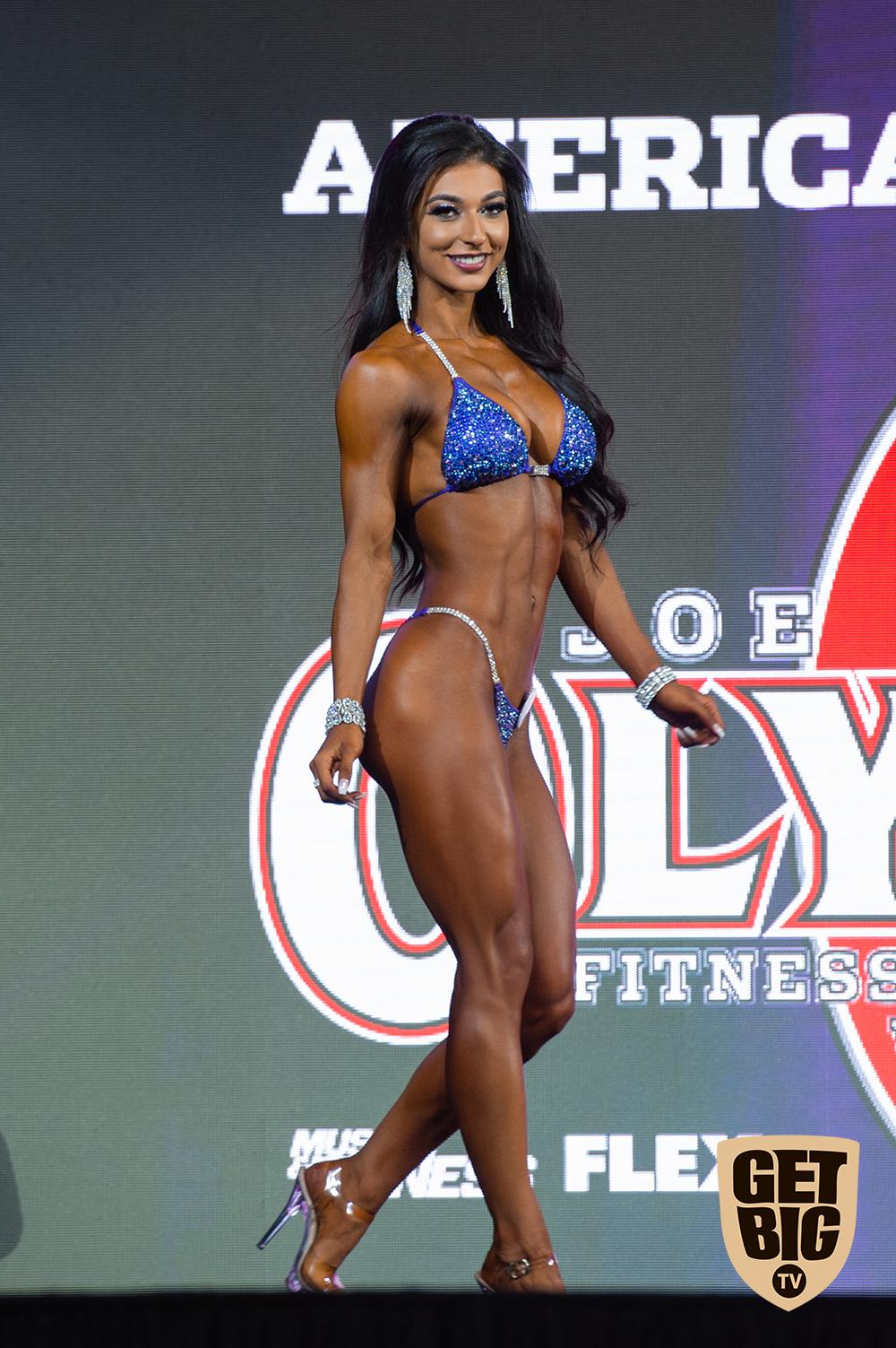 Lauralie Chapados / Canada - 2 место «Bikini Olympia»-2018