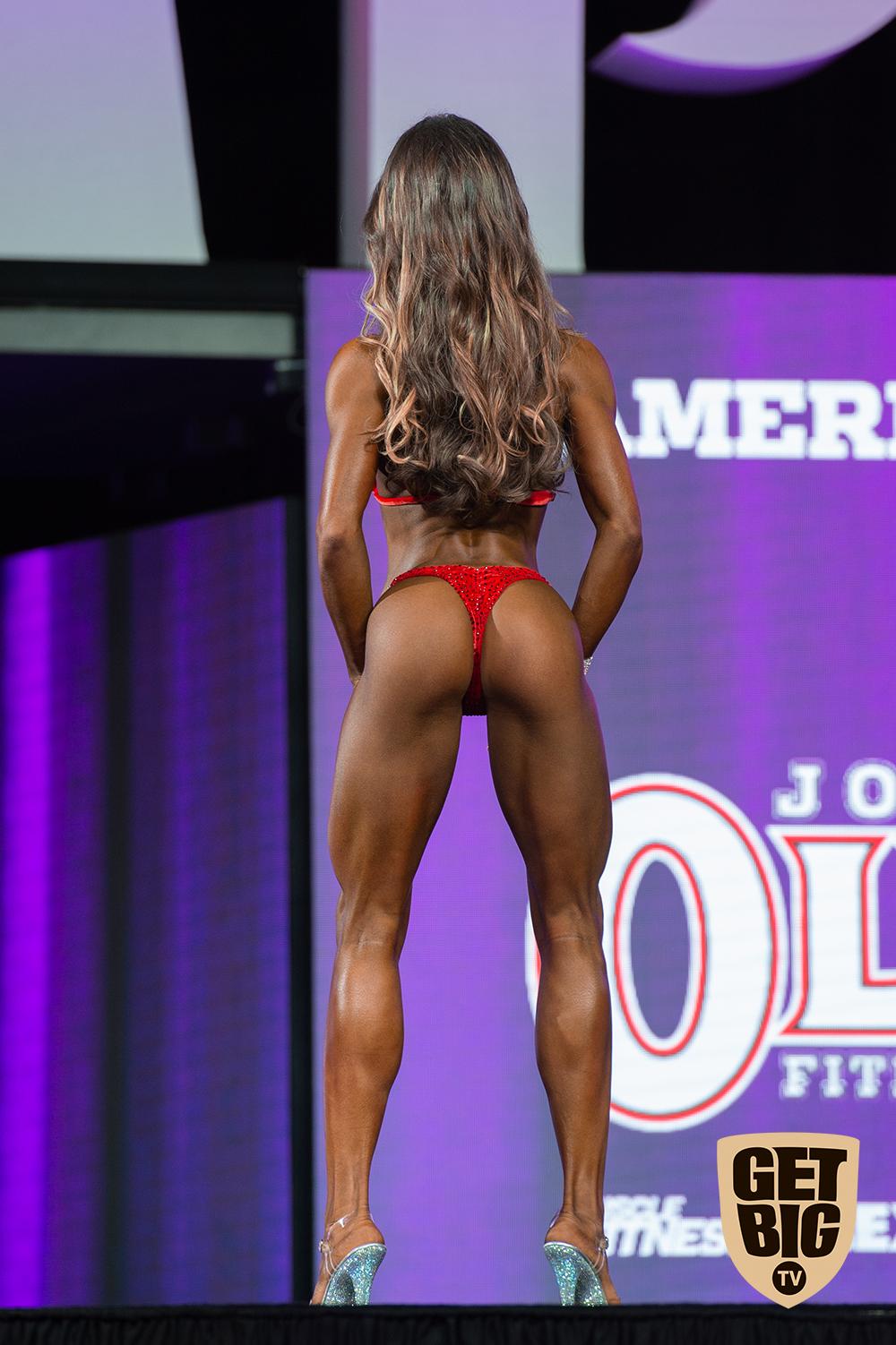 Elisa Pecini / Brazil - 4 место «Bikini Olympia»-2018