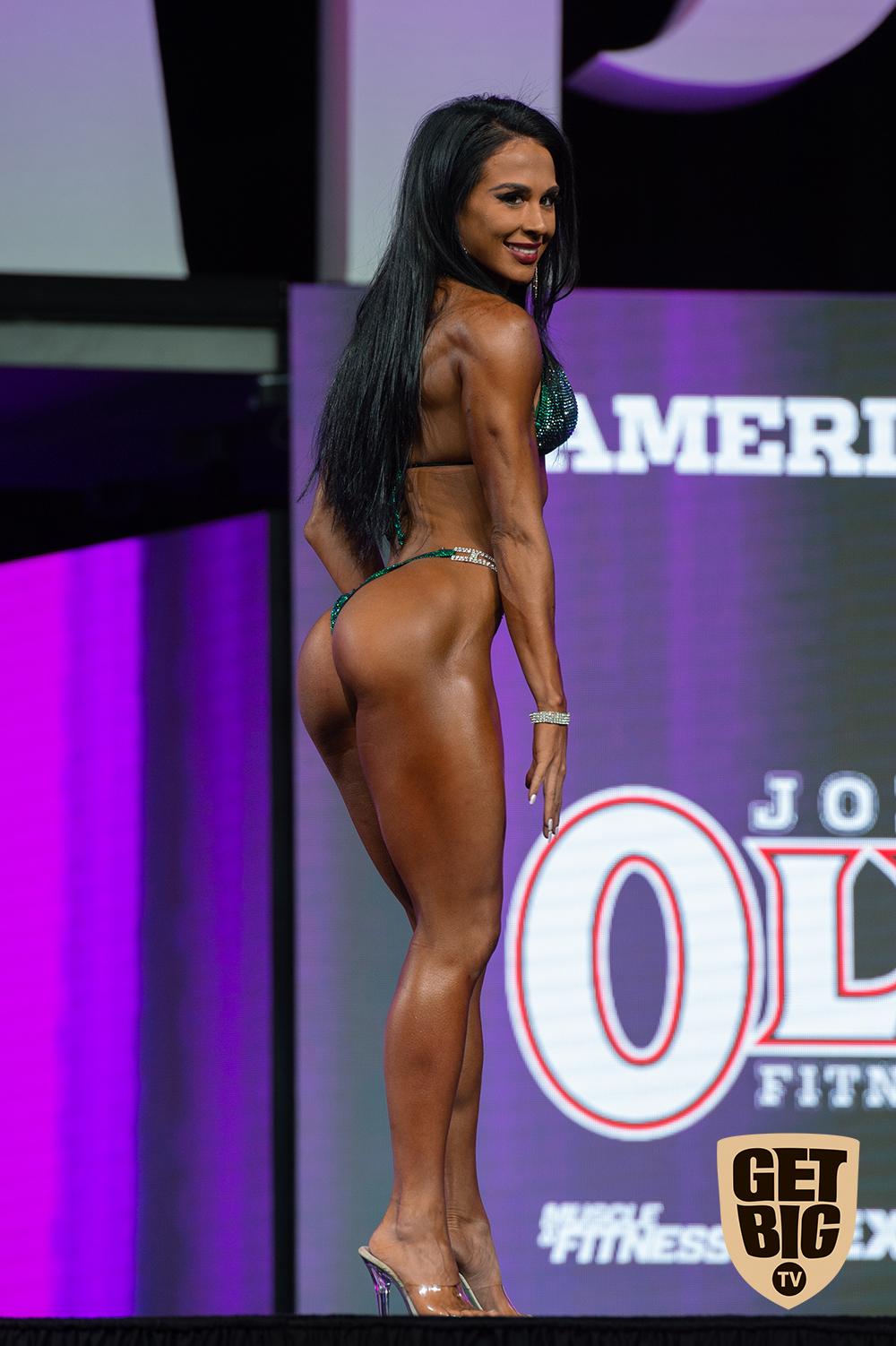 Ashley Kaltwasser / USA - 5 место «Bikini Olympia»-2018