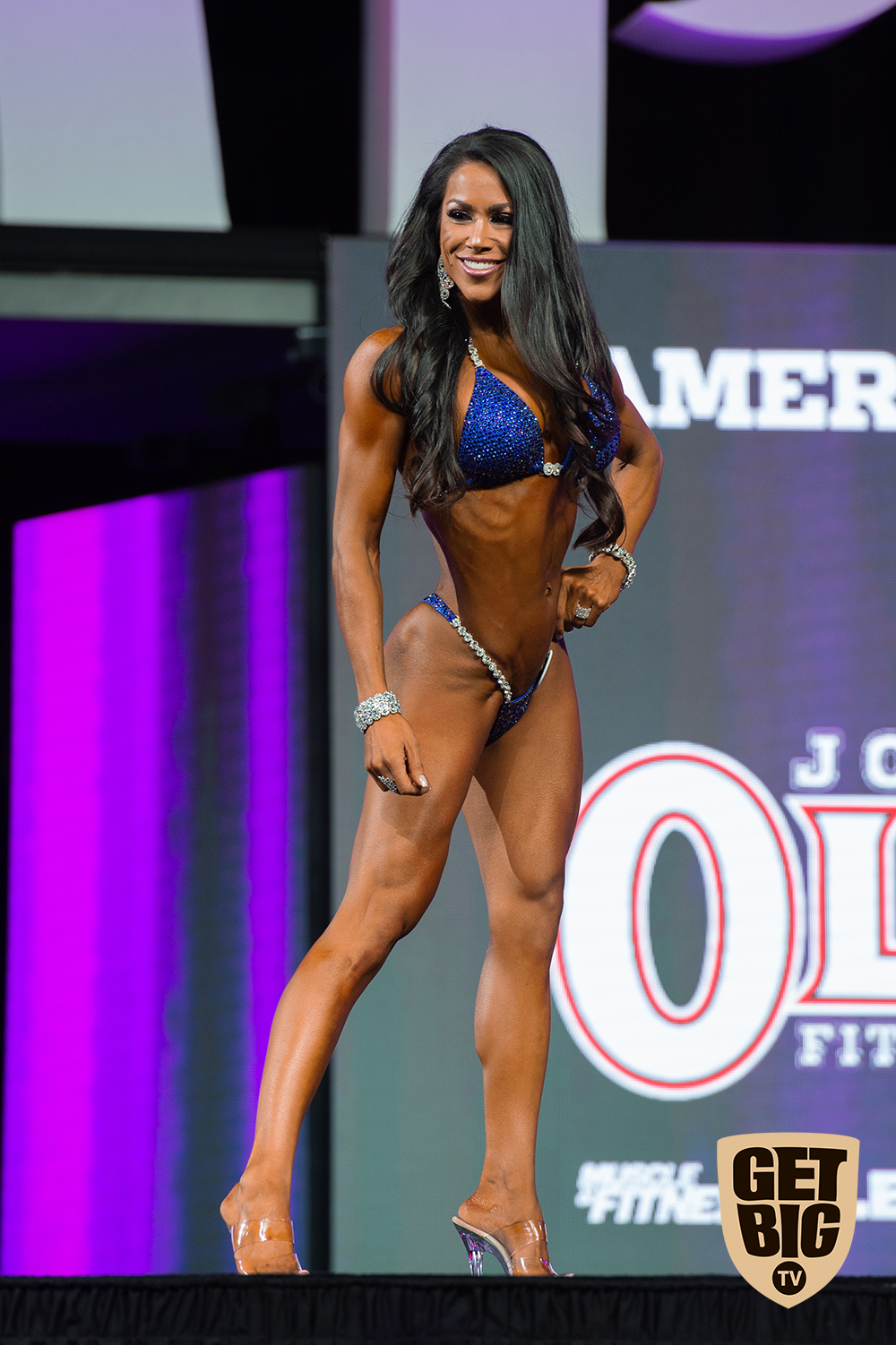 Jennifer Ronzitti / USA - 6 место «Bikini Olympia»-2018