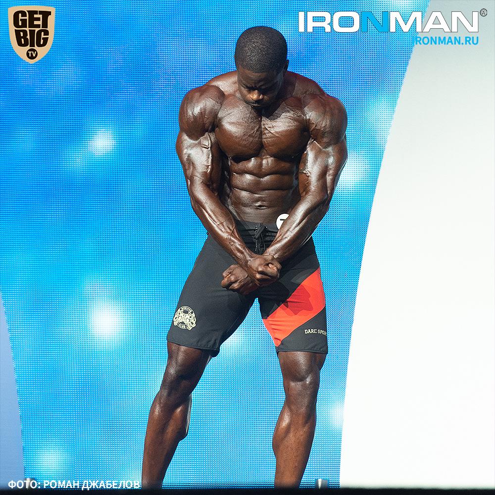 Джордж Браун / George Brown - 9 место 2019 Men
