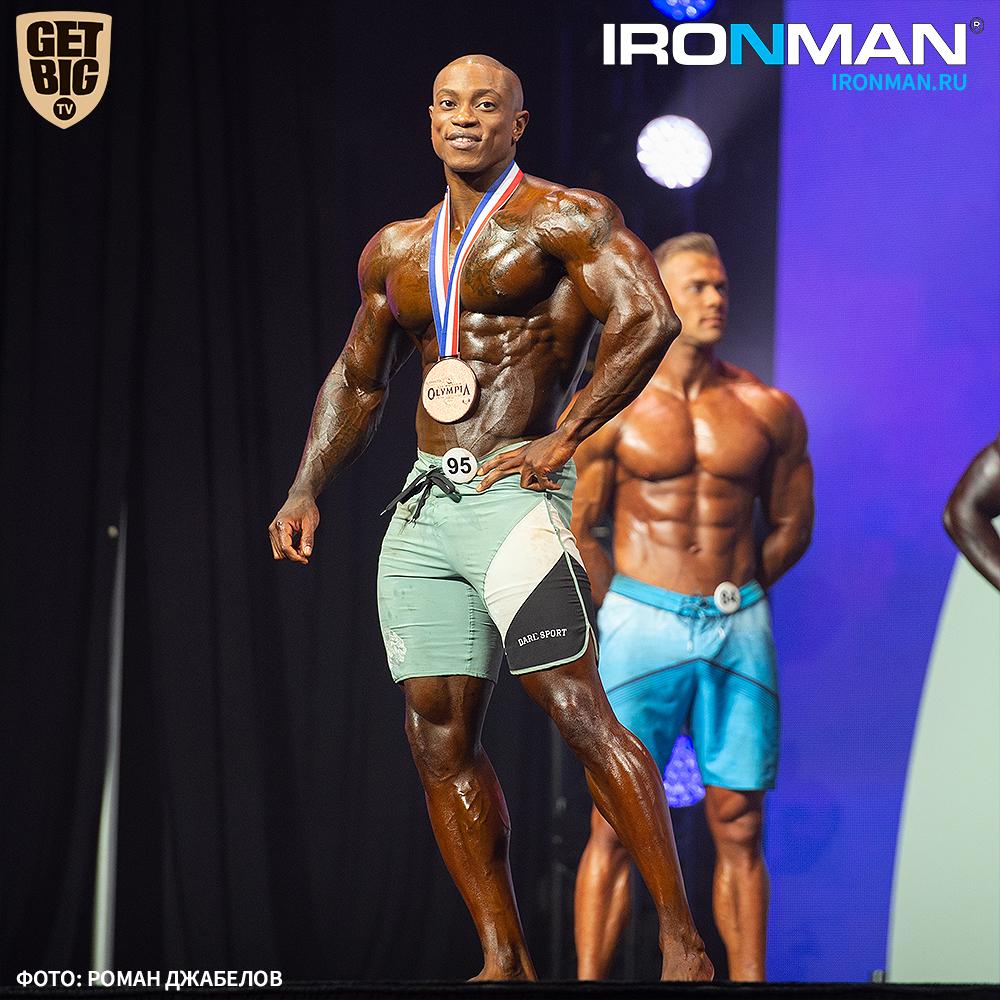 Брэндон Хендриксон / Brandon Hendrickson - 4 место 2019 Men