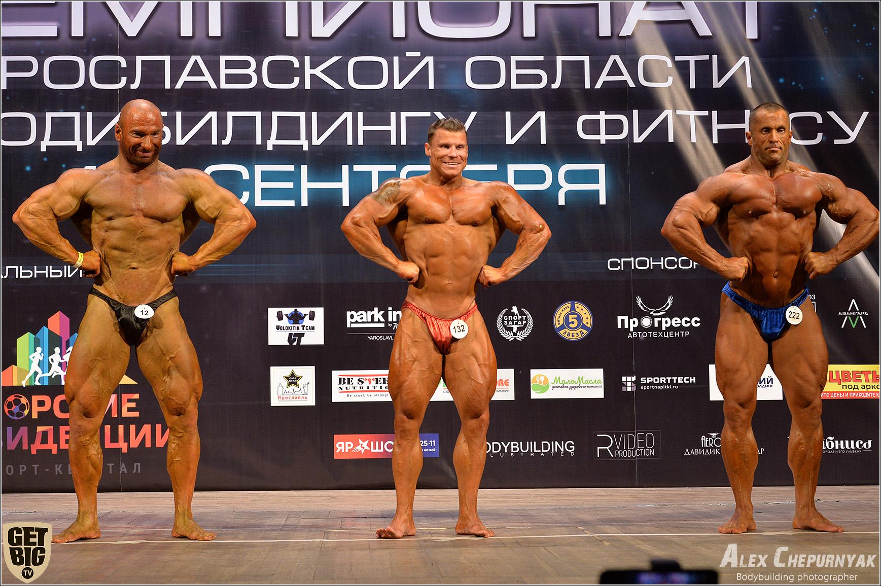 Чемпионат Ярославской области по бодибилдингу - 2019