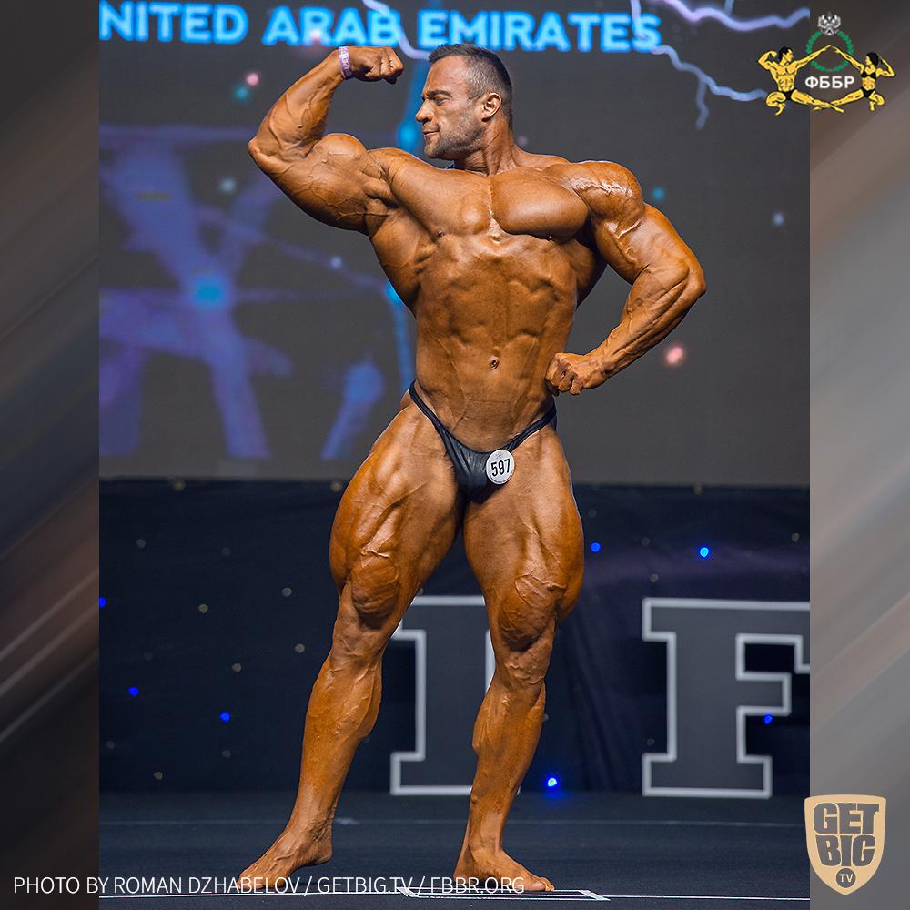 Алексей Кузнецов - 2 место на Чемпионате мира по бодибилдингу - 2019 в категории свыше 100 кг!