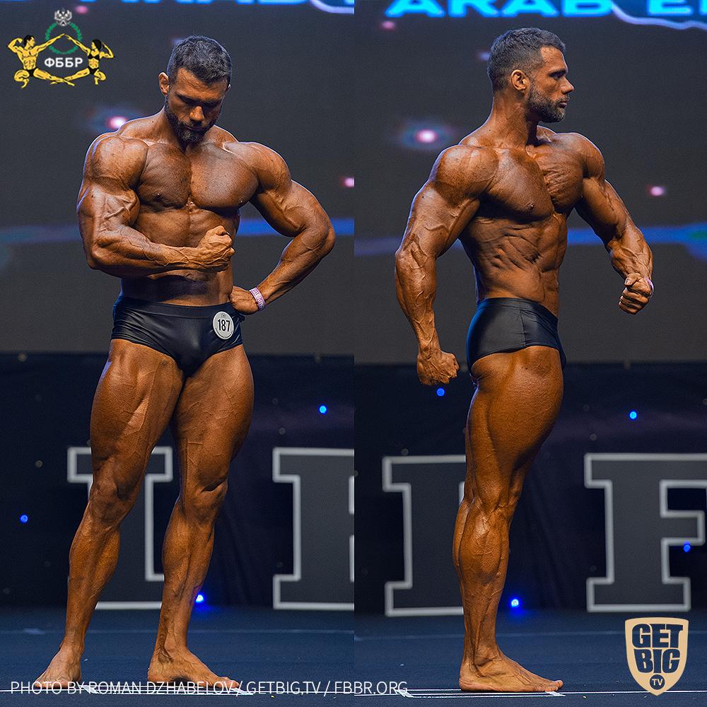 Дмитрий Косарев - 3 место на Чемпионате мира IFBB - 2019 (Men Classic Physique 180 cm)