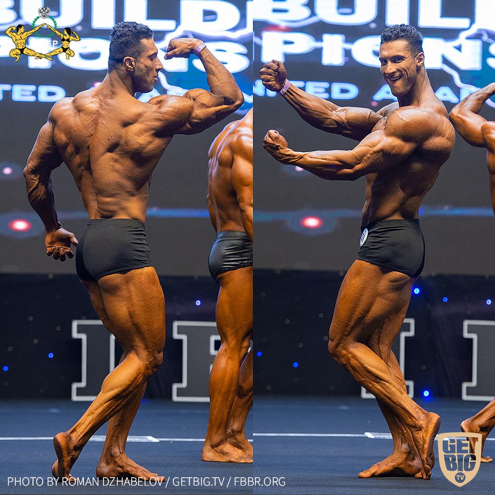 Рустам Очерхаджиев - 4 место на Чемпионате мира по бодибилдингу - 2019 (Men Classic Physique over 180 cm)