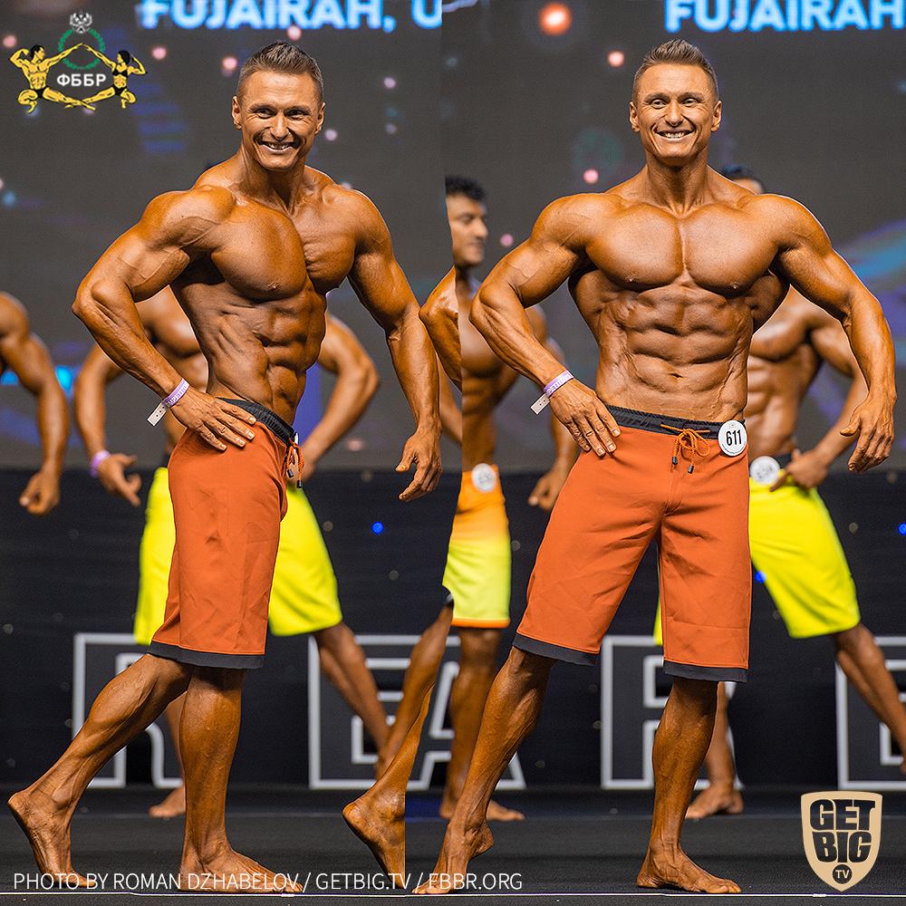 Станислав Бржевский - 9 место на Чемпионате мира по бодибилдингу - 2019 / Muscular Men's Physique