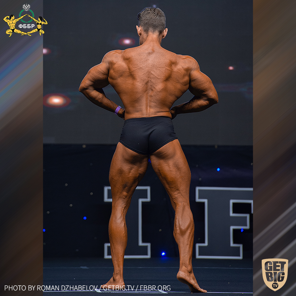 Дмитрий Титов - 2 место на Чемпионате мира IFBB - 2019 (Men Classic Physique 175 cm)