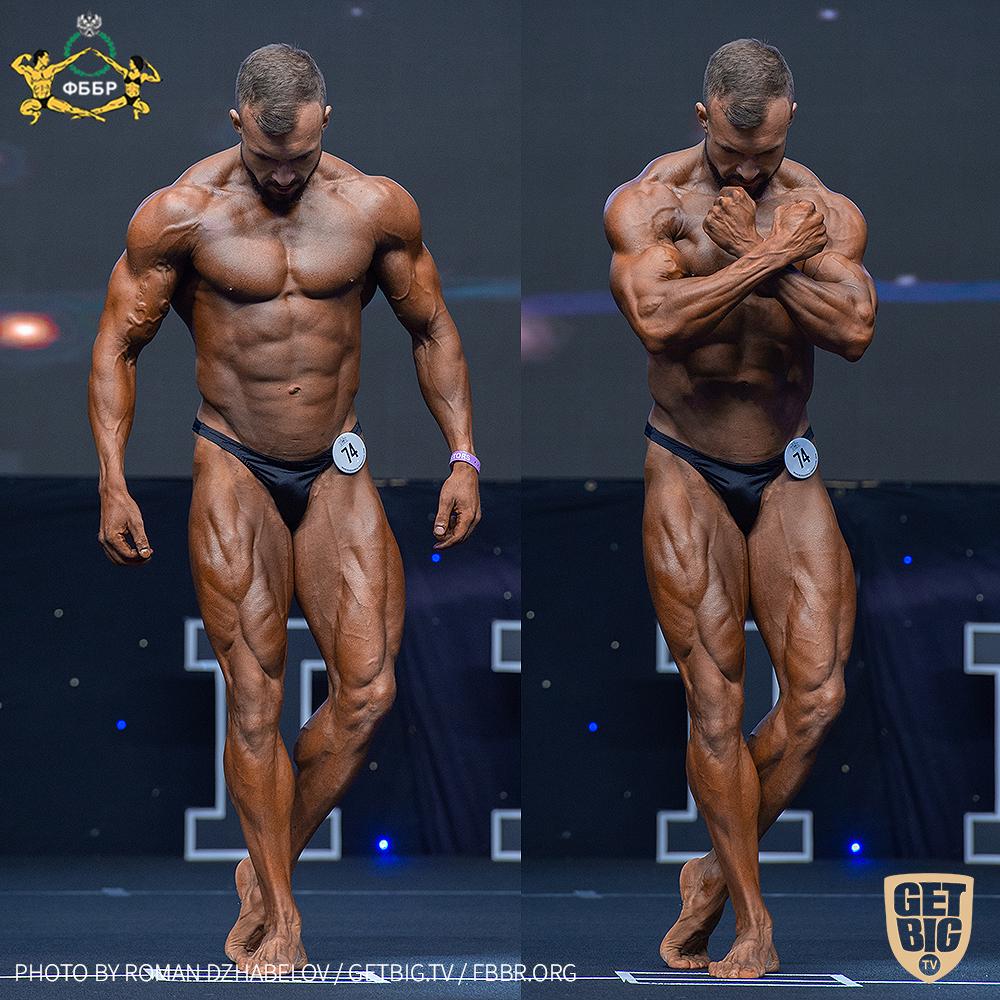 Руслан Панкратов - 5 место на Чемпионате мира IFBB - 2019 (Men Classic Bodybuilding 175 cm)