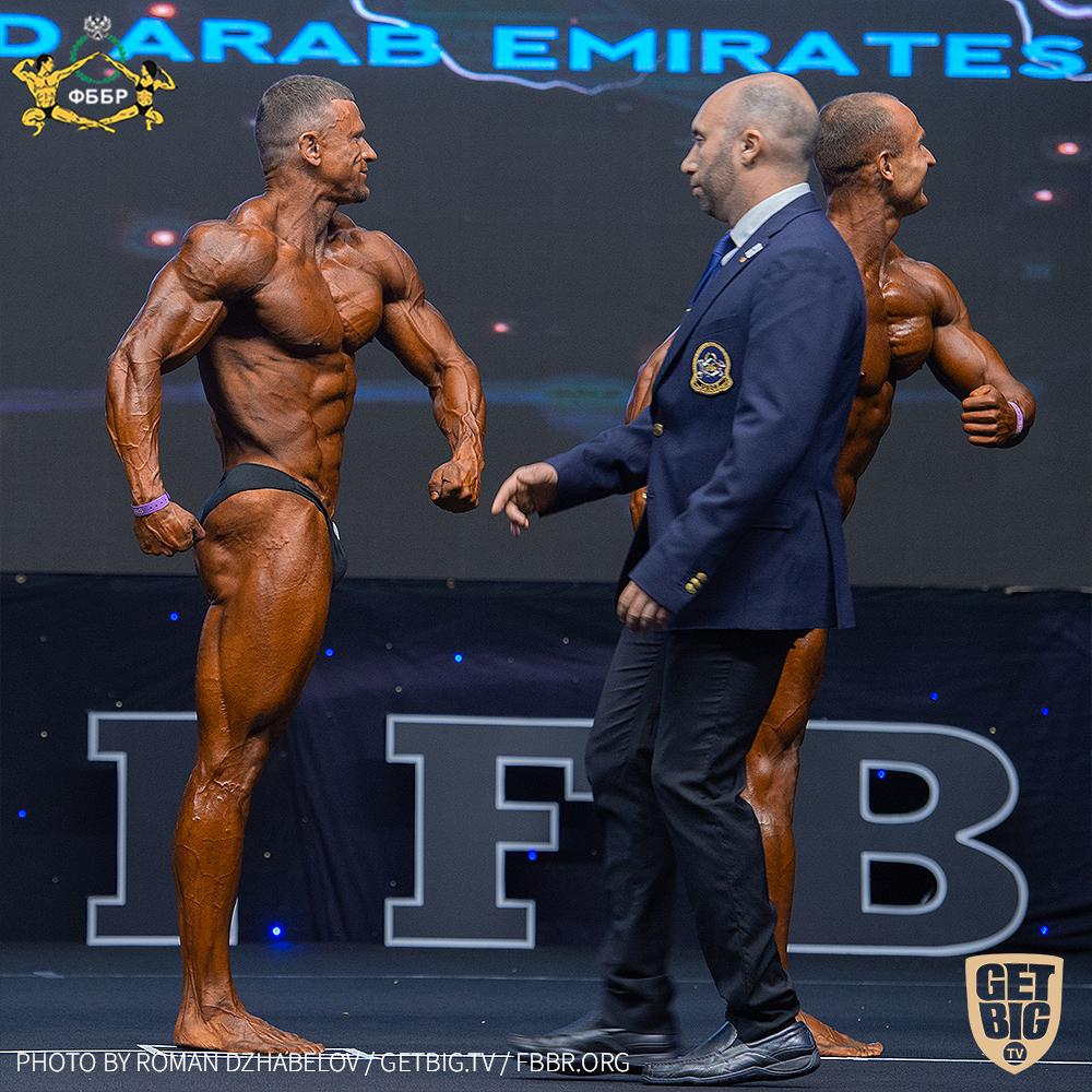 Владимир Калугин - 4 место на Чемпионате мира IFBB - 2019 (Men Classic Bodybuilding over 180 cm)