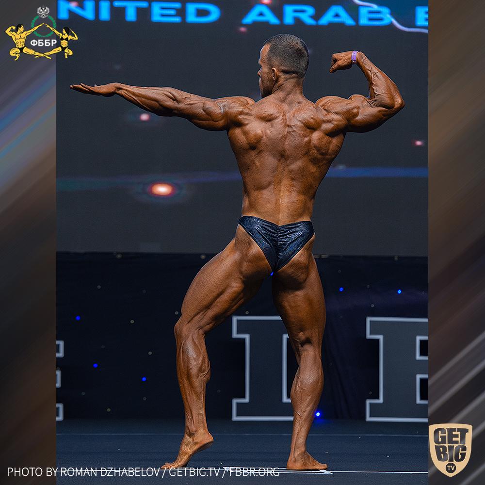 Артем Никулин - 5 место на Чемпионате мира IFBB - 2019 (Men Classic Bodybuilding 180 cm)