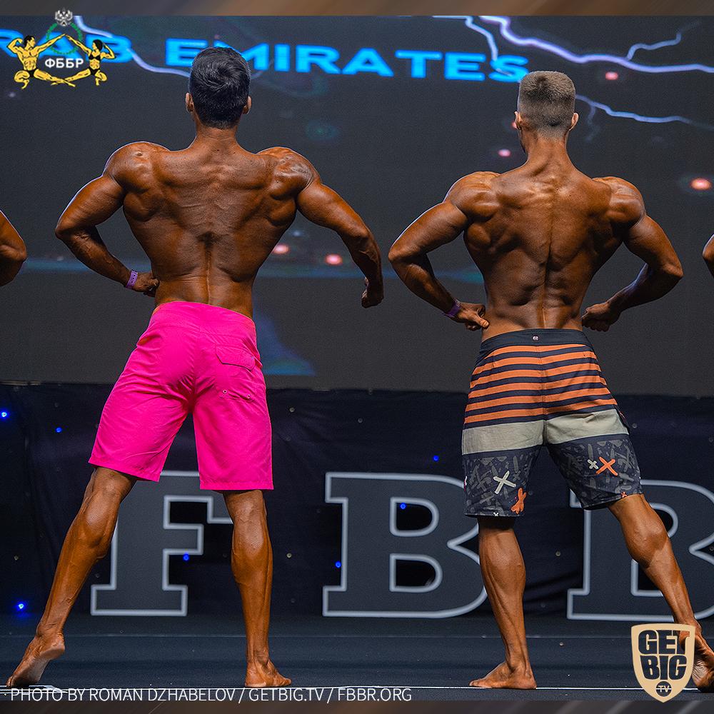 Владислав Алексеев - 3 место на Чемпионате мира IFBB - 2019 (Men's Physique 182 cm)
