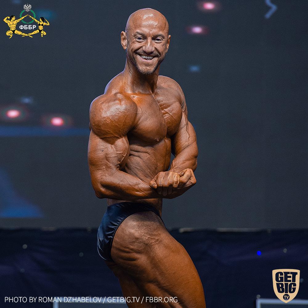 Александр Садовников - 9 место на Чемпионате мира IFBB - 2019 (Men Classic Bodybuilding 175 cm)