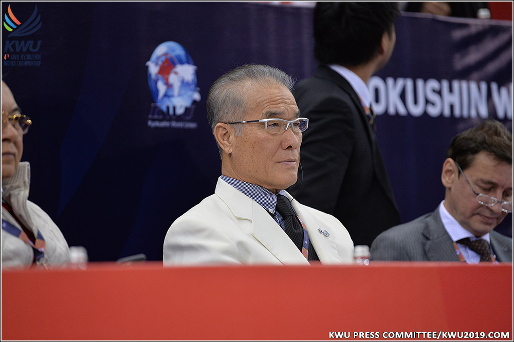 4TH KWU KYOKUSHIN WORLD CHAMPIONSHIP - 2019