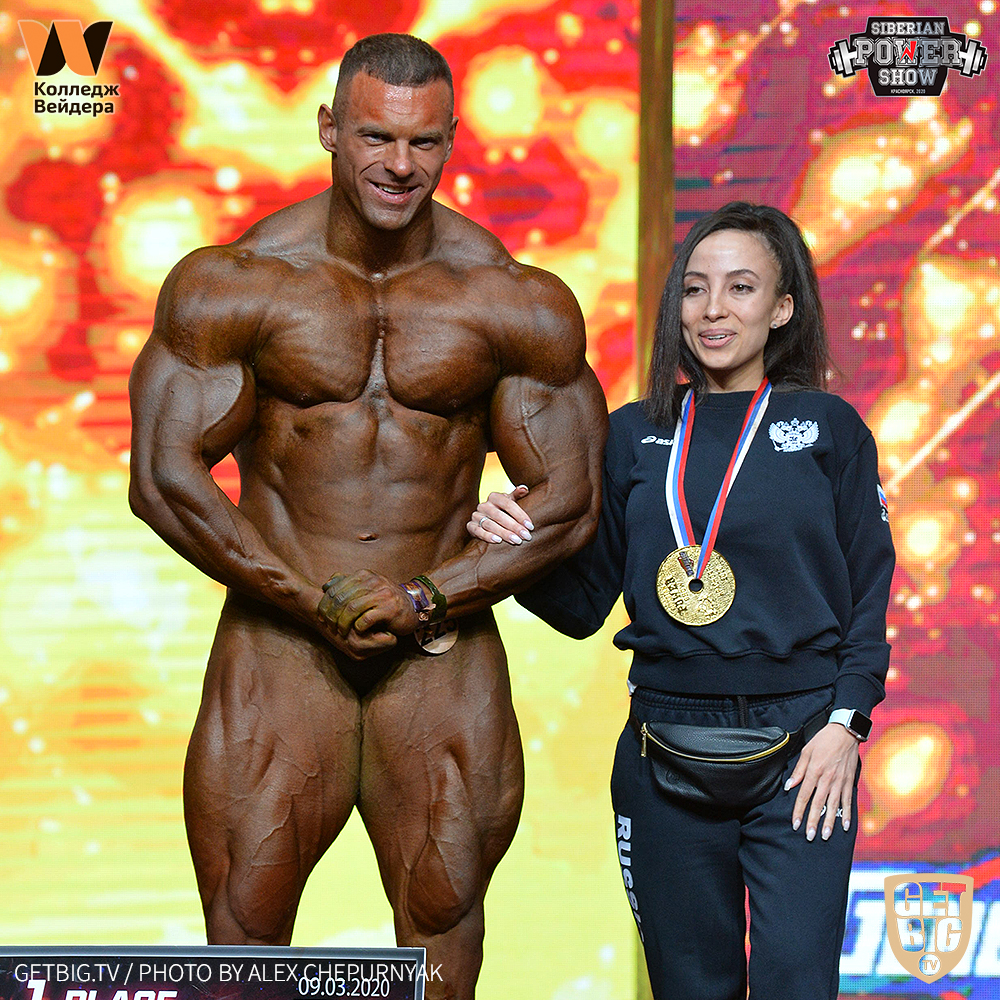Михаил Сазонов - чемпион «Siberian Power Show» – 2020