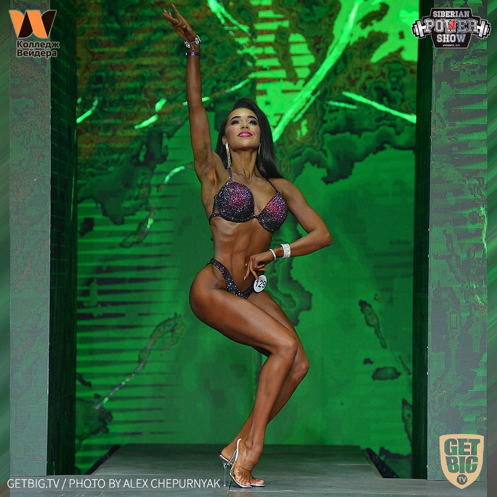 Татьяна Леер - чемпионка «Siberian Power Show» – 2020
