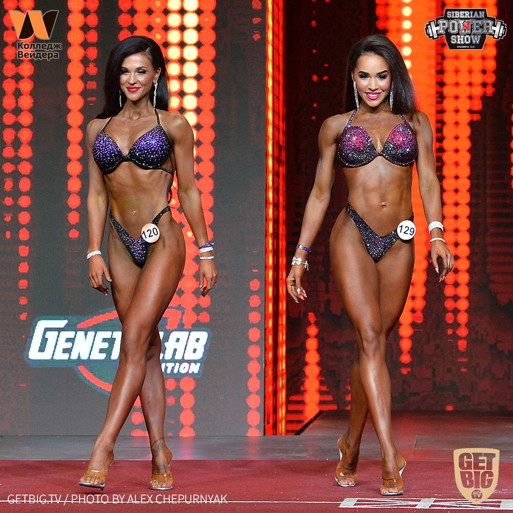 Алина Евилина - 2 место на «Siberian Power Show» – 2020