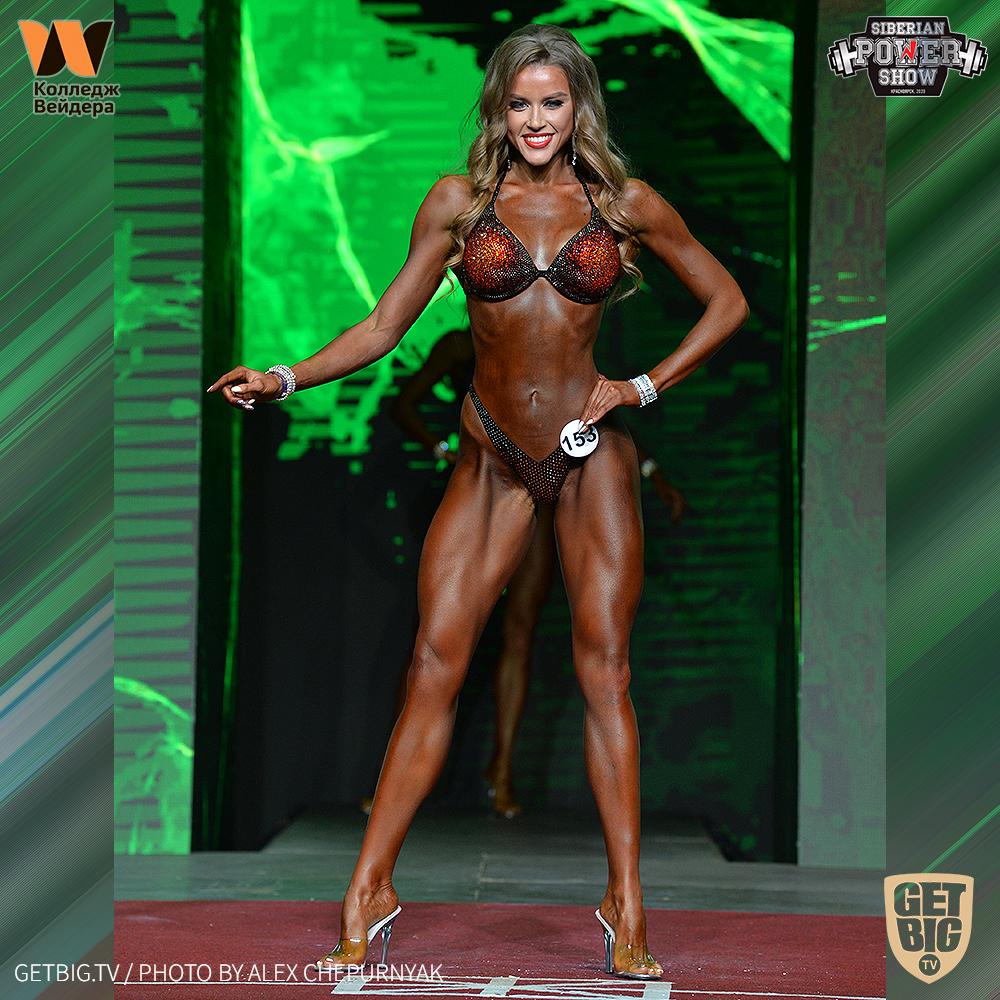 Мария Макарова - 3 место «Siberian Power Show» – 2020