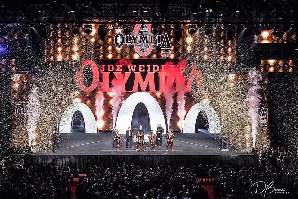 IFBB PRO League «Olympia»-2019 в «The Orlean