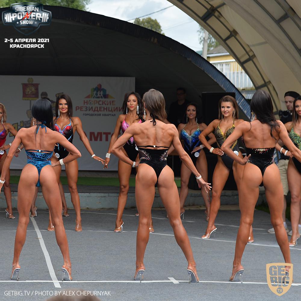 ТОП-3 фит-моделей на Кубке Вятского - 2020