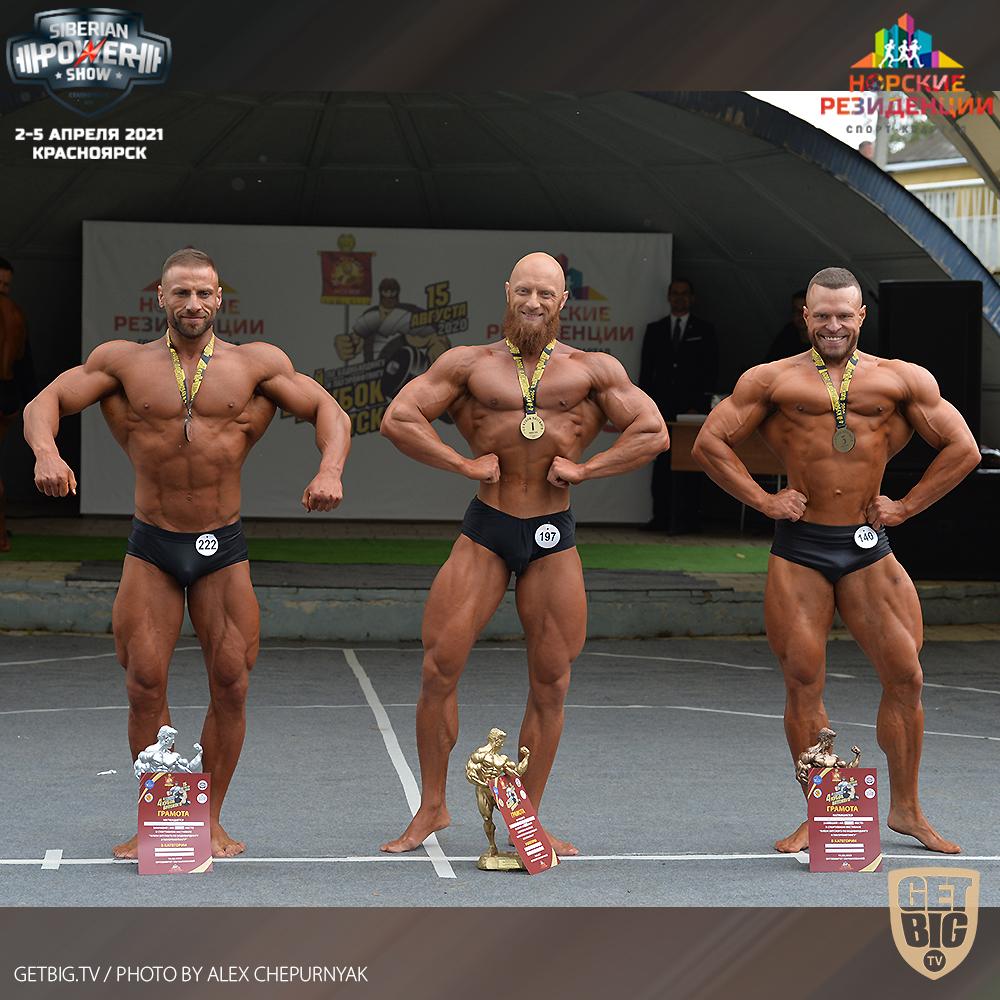 ТОП-3 классик физик на Кубке Вятского - 2020