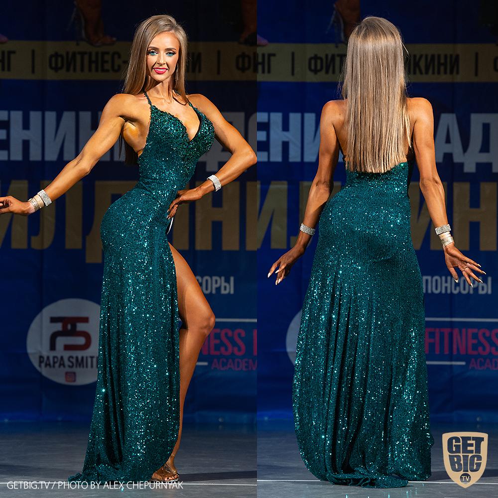 ТОП-3 Фит-моделей: Анна Попова (#31)