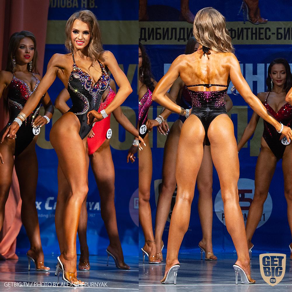 ТОП-3 Фит-моделей: Наталия Попова (#125)