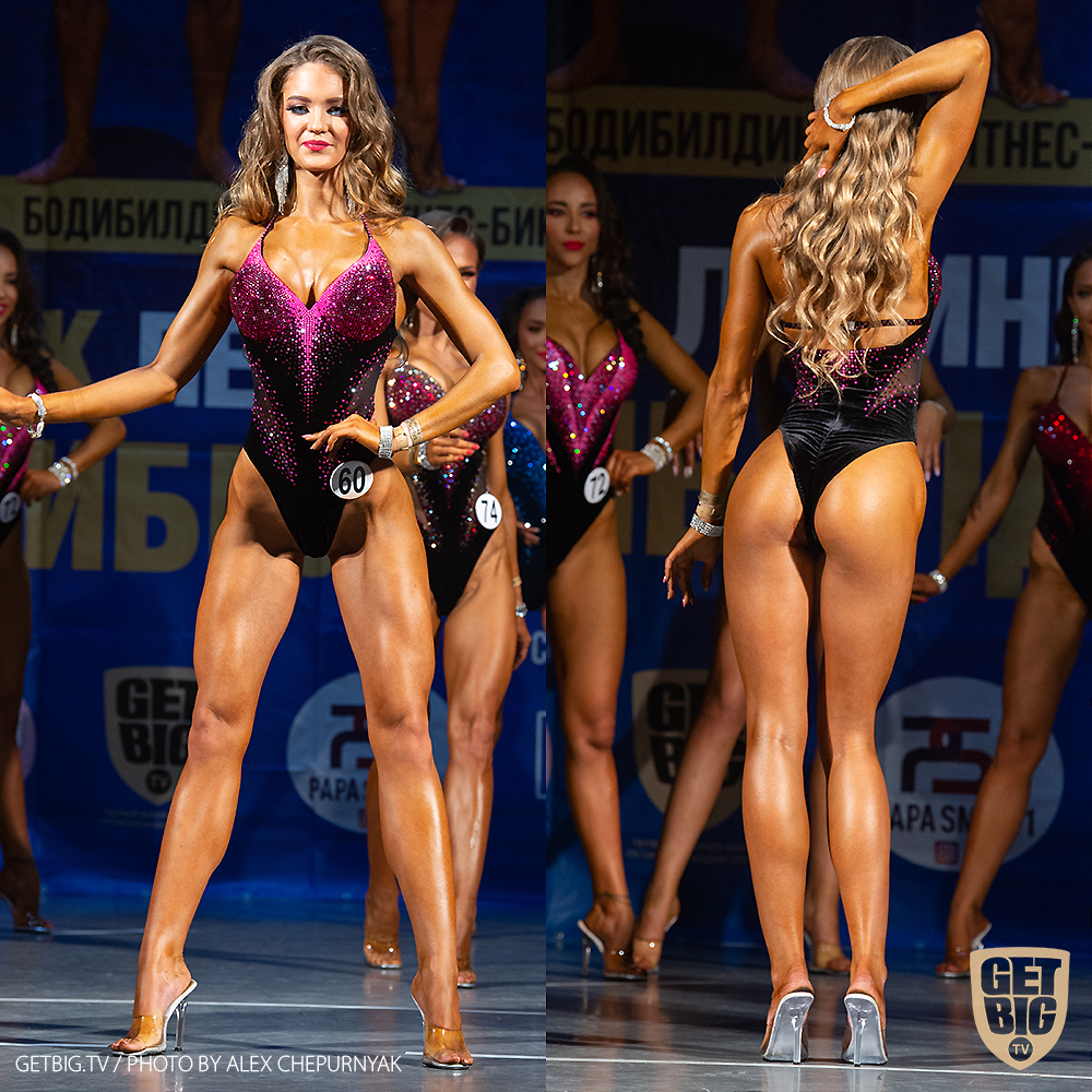 ТОП-3 Фит-моделей: Анастасия Мороз (#60)