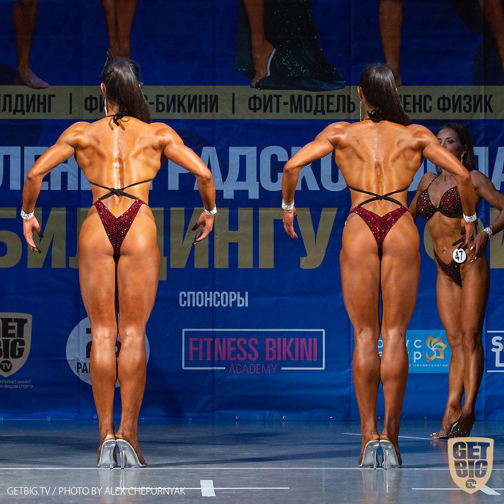 ТОП-3 Бодифитнеса: Мари Хачатрян (#2), Анна Хачатрян (#61)