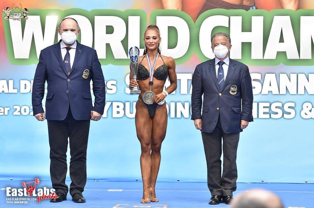 Наталья Торопова - абсолютная чемпионка мира по фитнесу - 2020