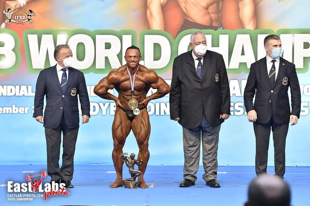 Александр Мартынкин - абсолютный чемпион мира по бодибилдингу - 2020