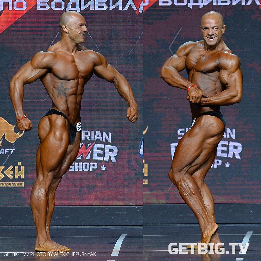Илья Эйгер - абсолютный чемпион России - 2020 (классический бодибилдинг)