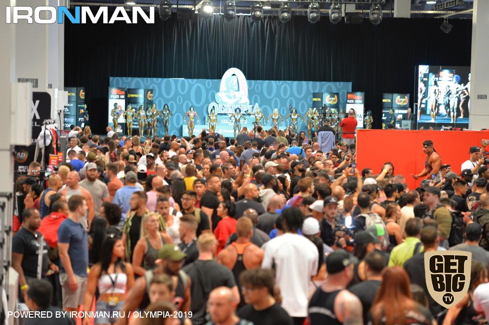 Выставка «Olympia EXPO»