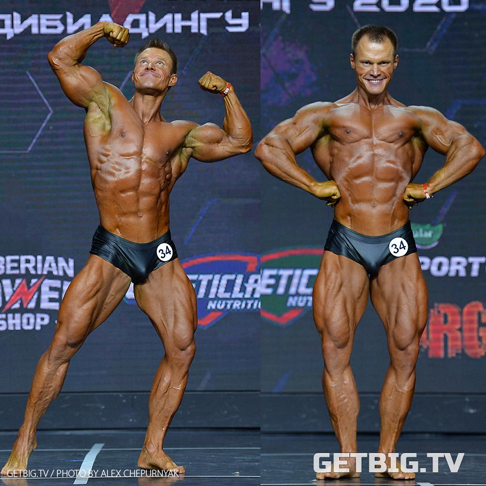 Андрей Шмидт - абсолютный чемпион России - 2020 (атлетик)