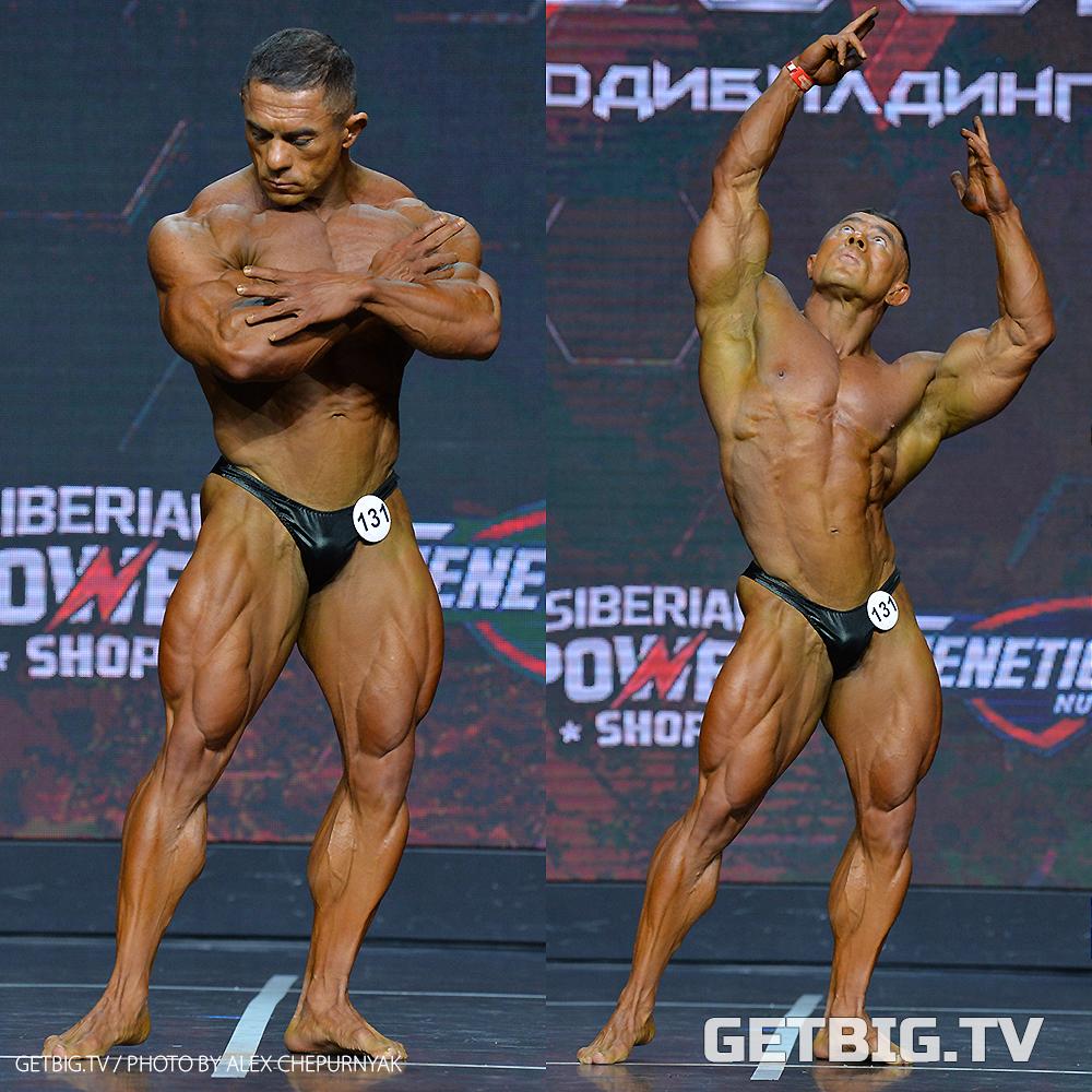 Евгений Якимов - чемпион России - 2020 (бодибилдинг, 85 кг)