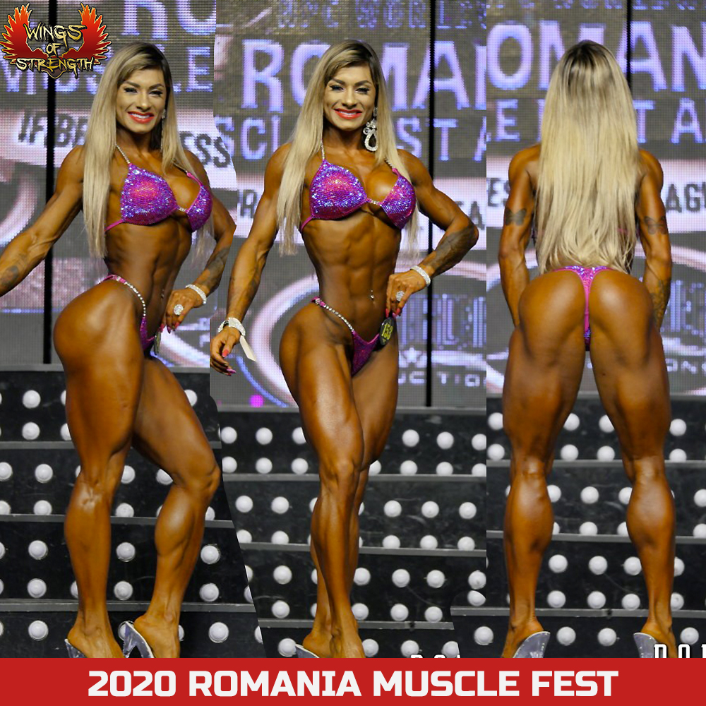 1 место - Жизель Макадо (Gisele Machado), Бразилия