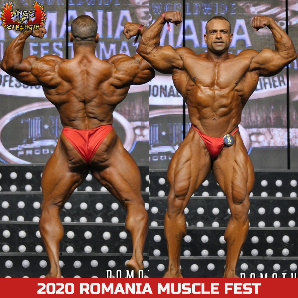 4 место - Мохамед Эль Эмам (Mokhamed El Eman), Россия