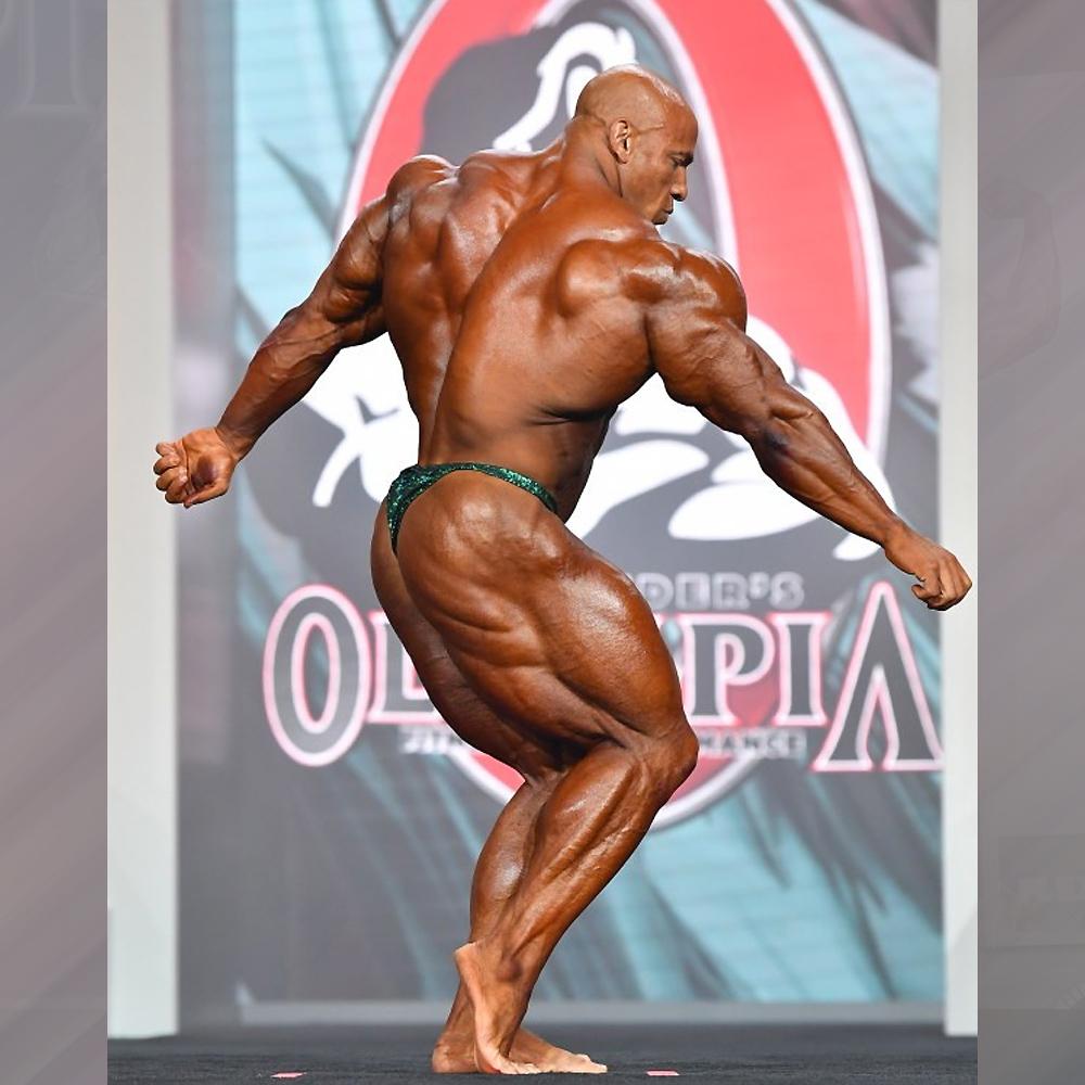 Мамду Элссбиай (Биг Рами) - Мистер Олимпия - 2020